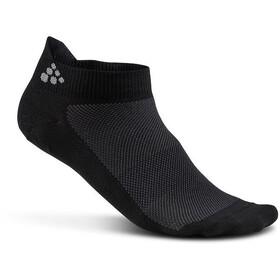 Craft Greatness Shaftless Socks 3-Pack black